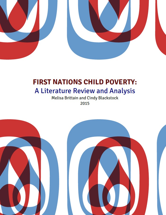 First Nations Child Poverty cover image