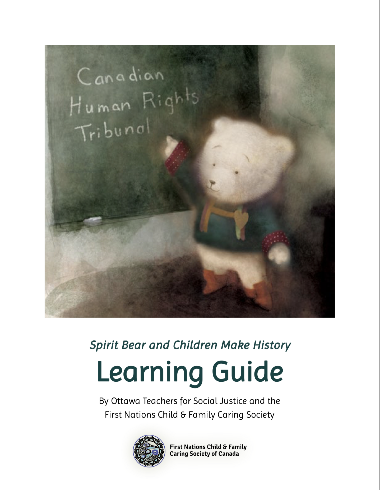 Learning guide cover