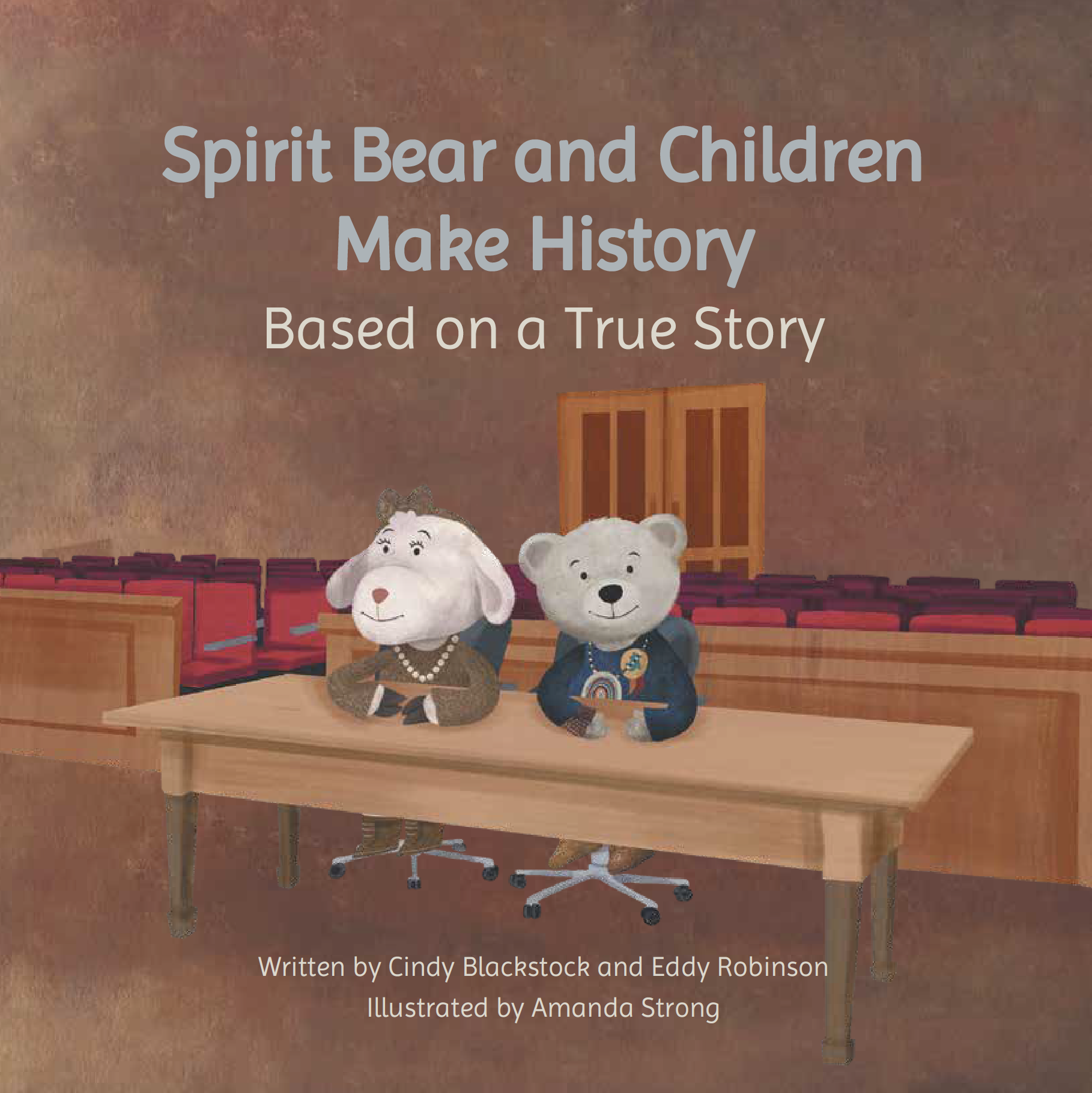 Spirit Bear and Children Make History (PDF)