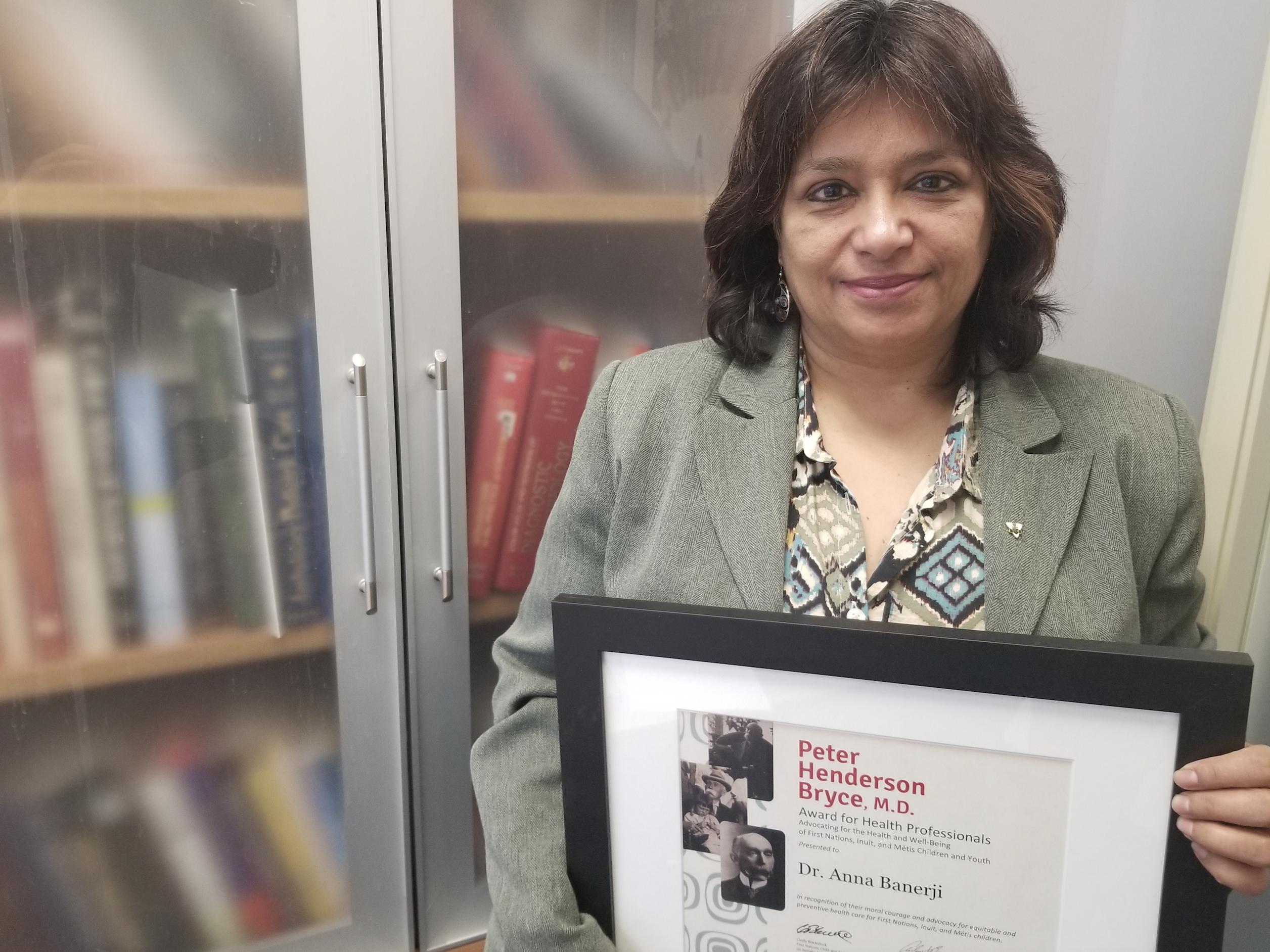 Dr. Anna Banerji