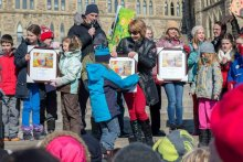 Award from the Canadian Coalition on the Rights of the Child