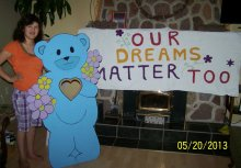 2013 - Our Dreams Matter Too in Owen Sound!