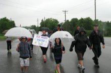 Nos rêves comptent aussi à Tyendinaga Mohawk Territory, 2014