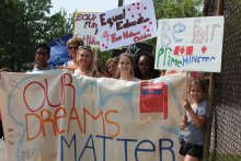 Our Dreams Matter Too walk in Oakville, 2015
