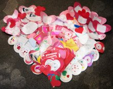 We collected 497 Valentine's to the Prime Minister at the event in Ottawa in 2015.